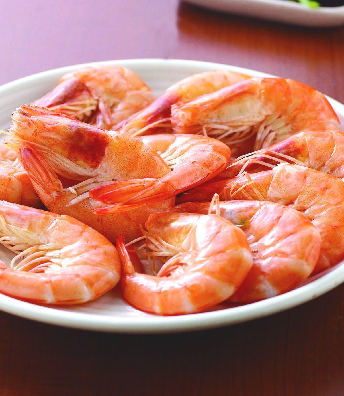 食譜:白灼蝦(1)
