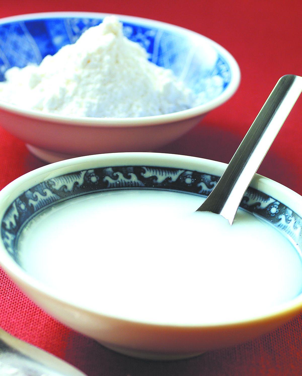 食譜:杏仁茶(1)