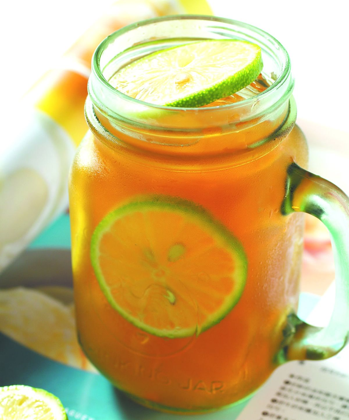 食譜:蜂蜜檸檬紅茶