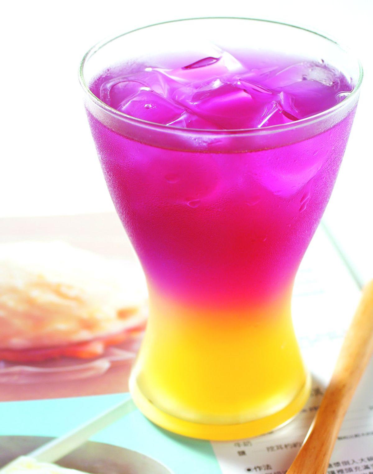 食譜:熱帶風情茶