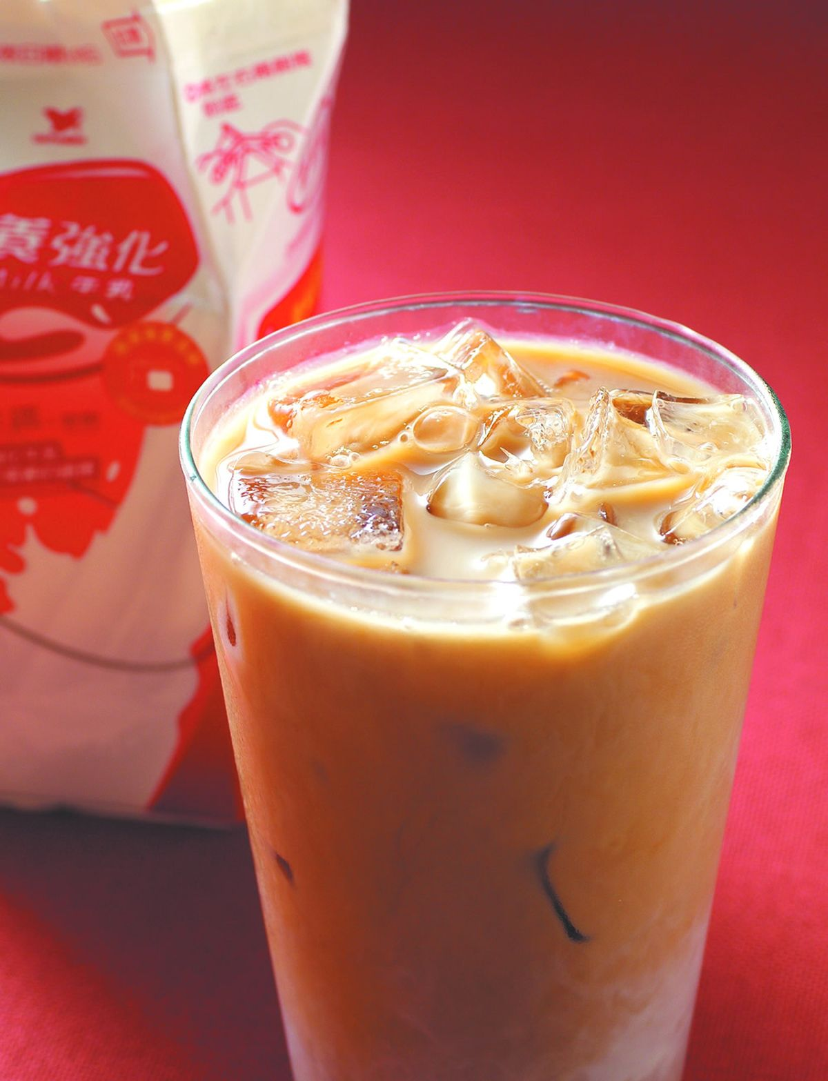食譜:冰奶茶