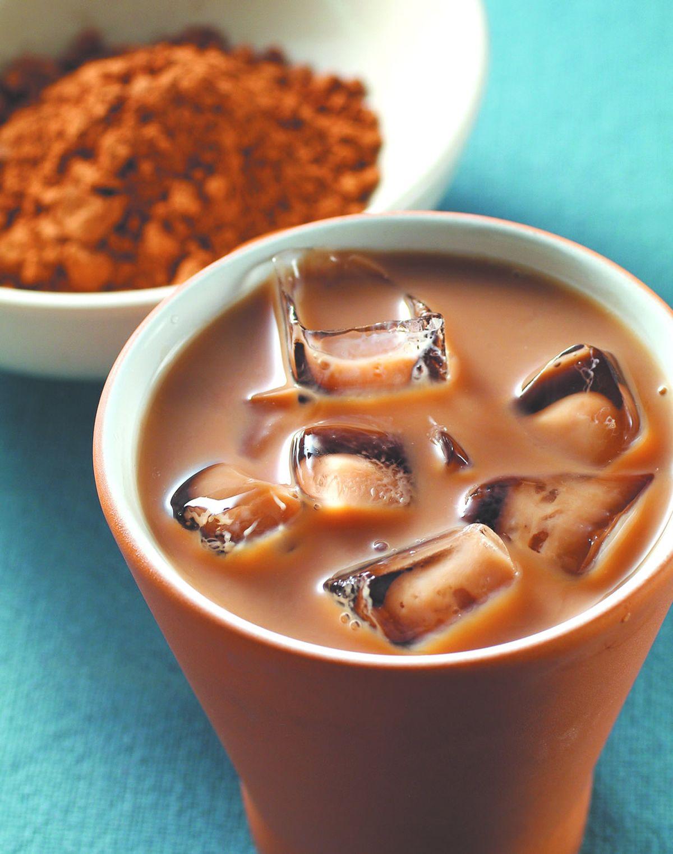 食譜:可可奶茶