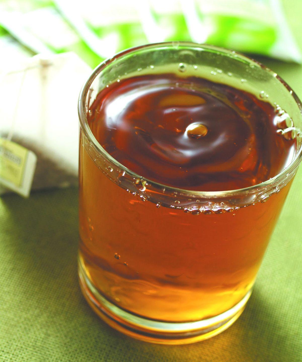 食譜:薄荷白葡萄茶