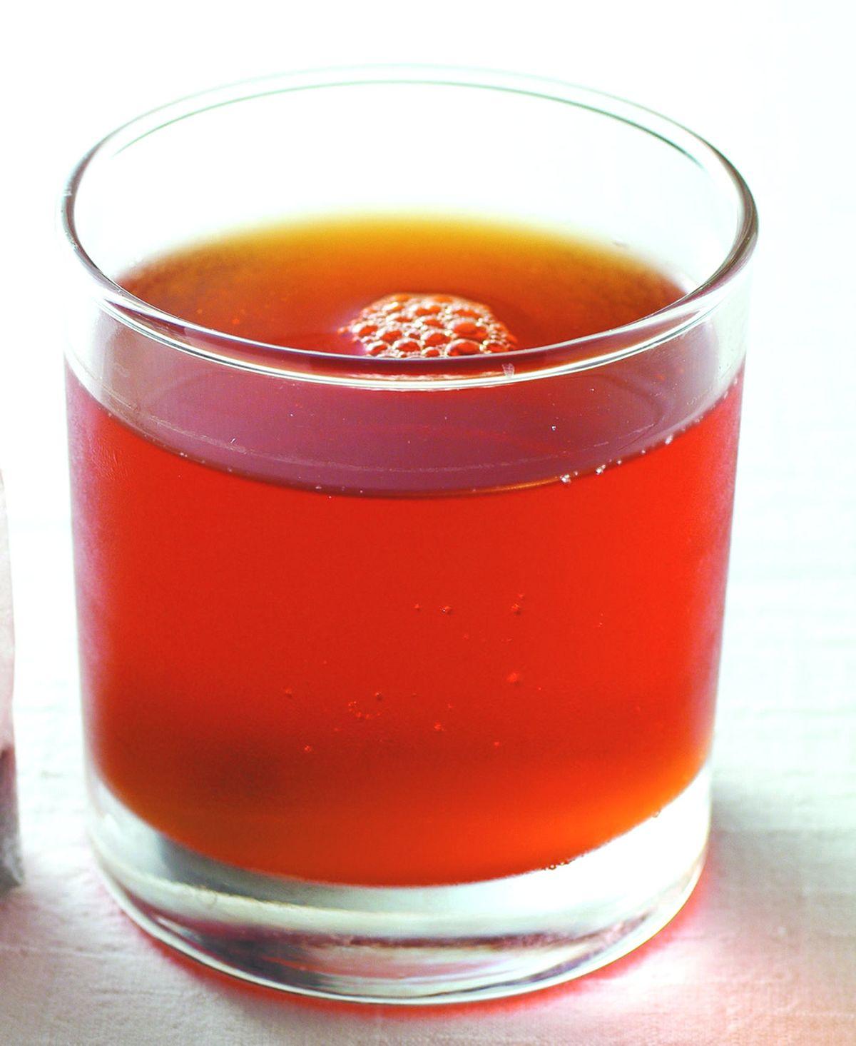 食譜:黑醋栗茶