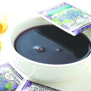 葡萄黑醋栗茶