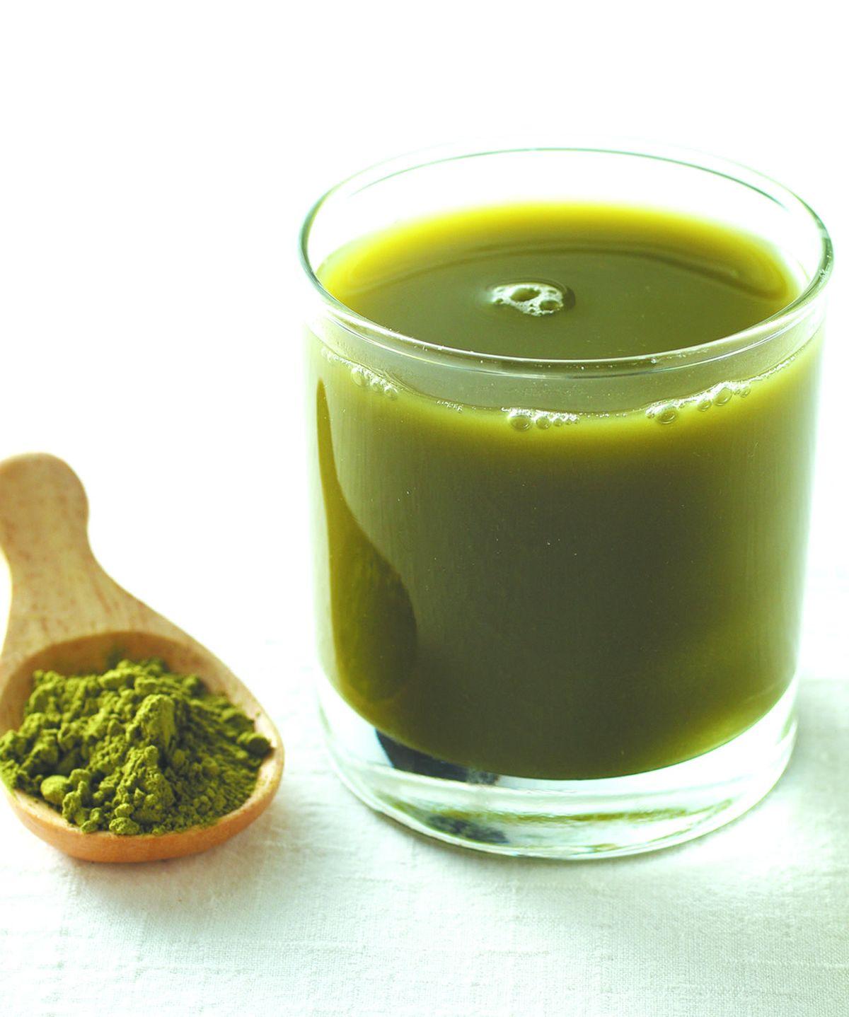 食譜:日式抹茶