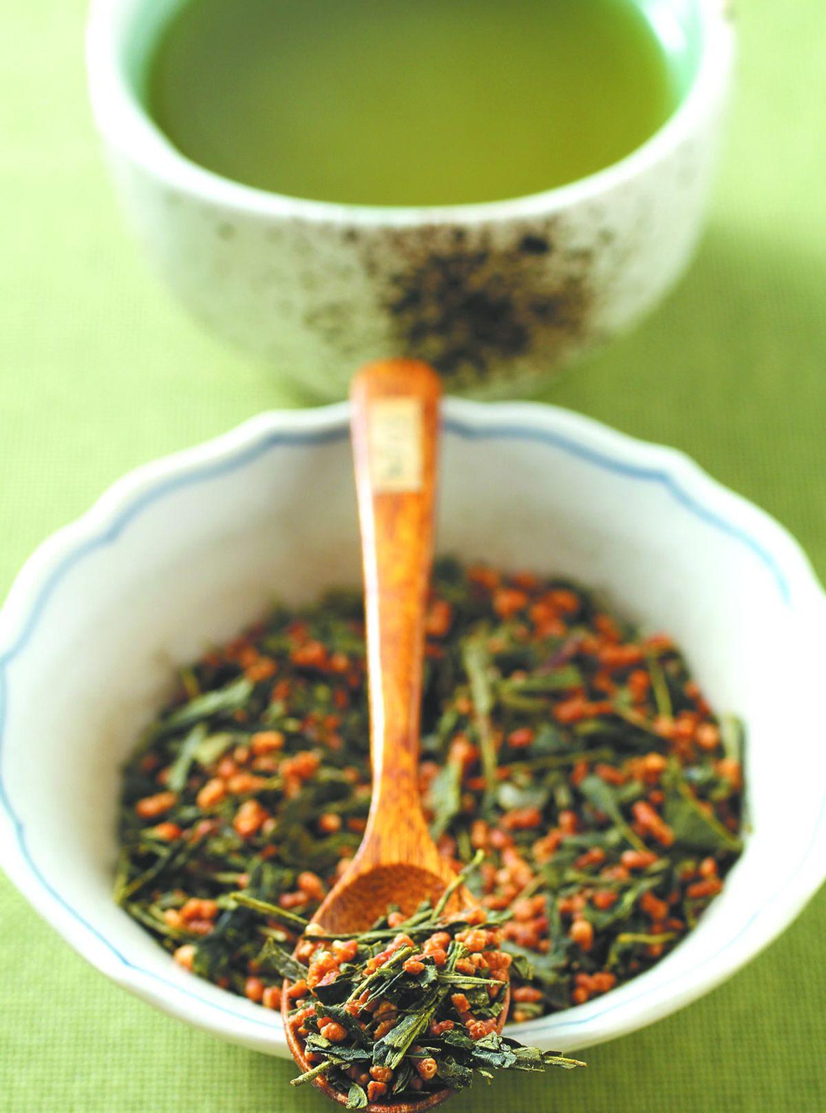 食譜:玄米抹茶