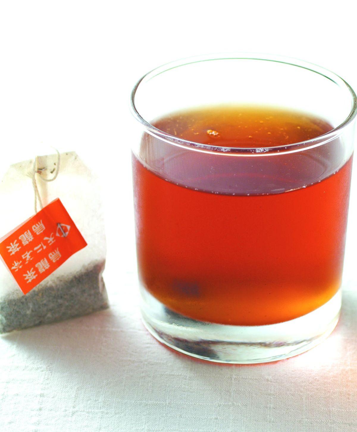 食譜:烏龍茶
