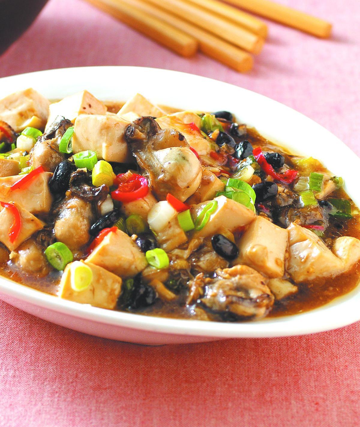 食譜:豆豉鮮蚵(7)