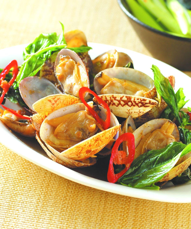 食譜:炒海瓜子(3)