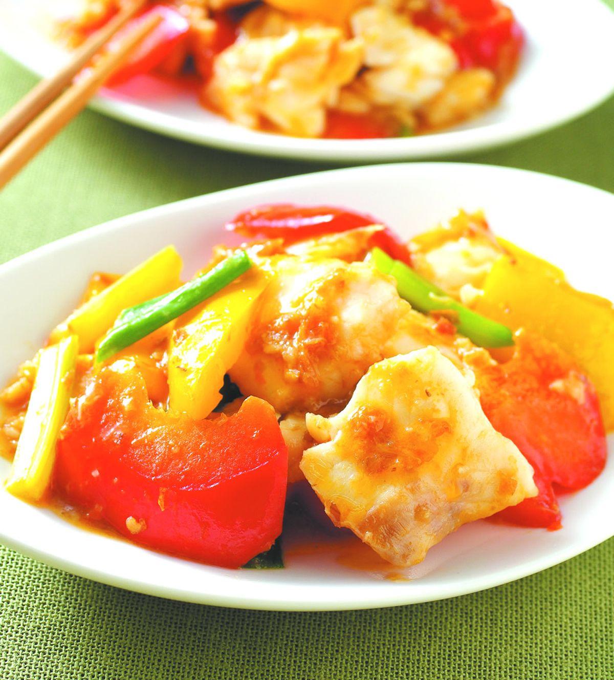 食譜:XO醬炒魚片
