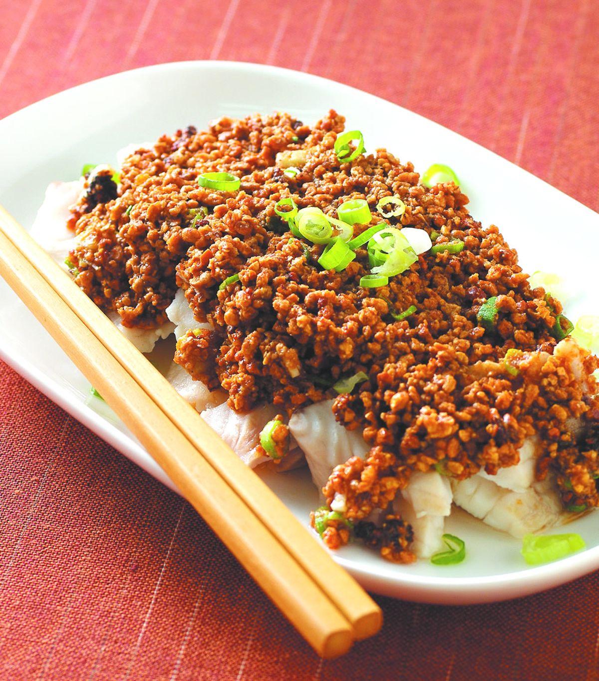 食譜:豆酥魚片