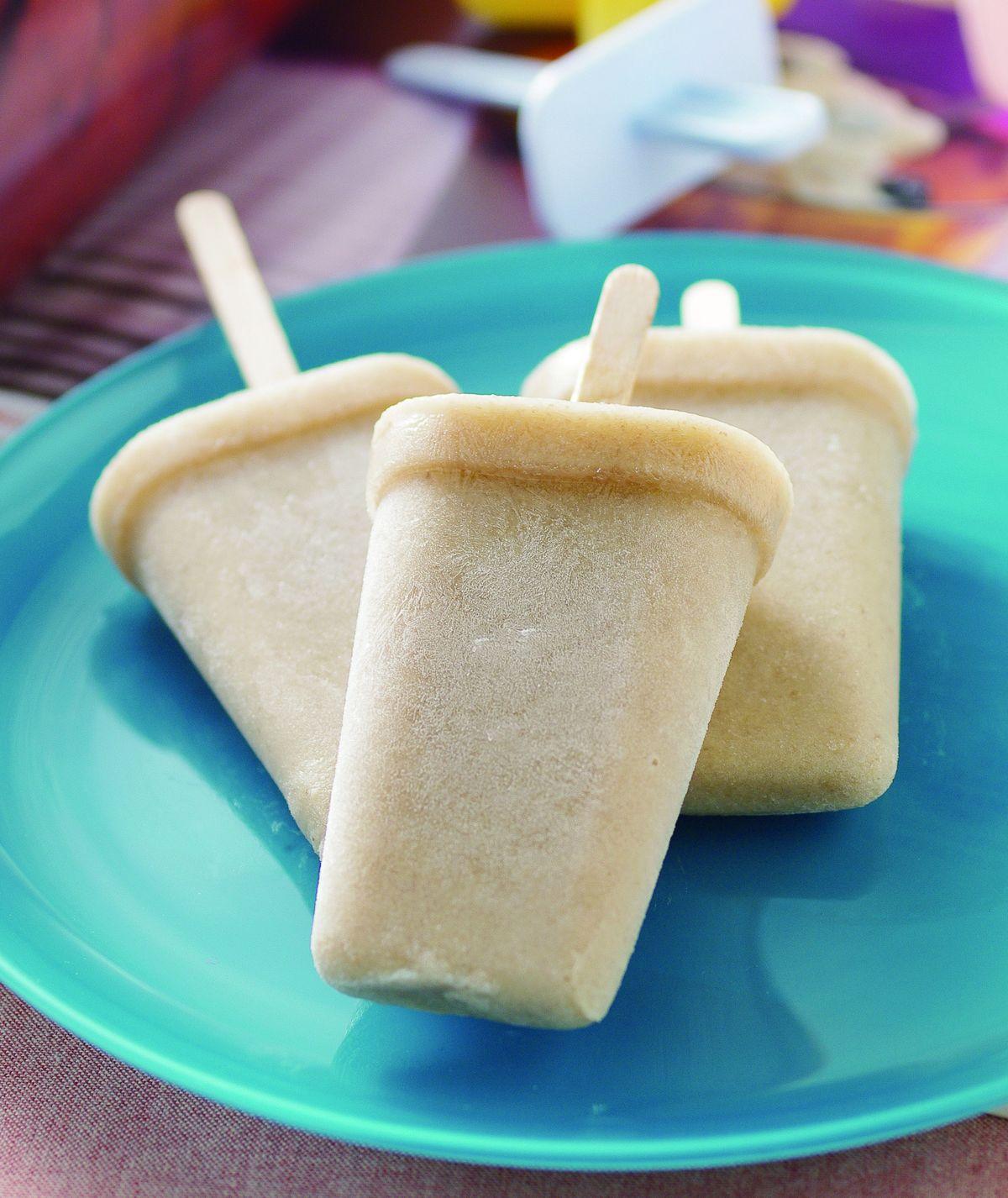 食譜:香蕉牛奶冰棒