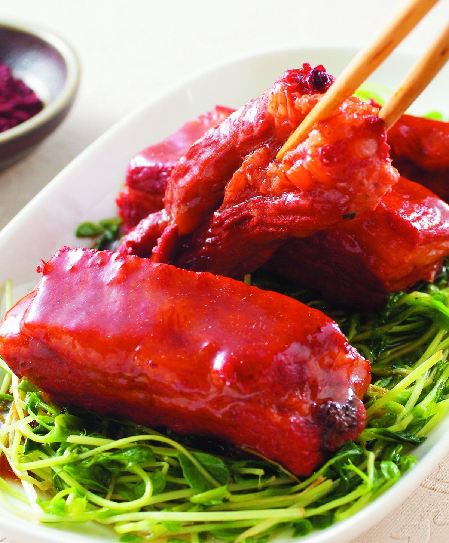 食譜:無錫燒肉骨