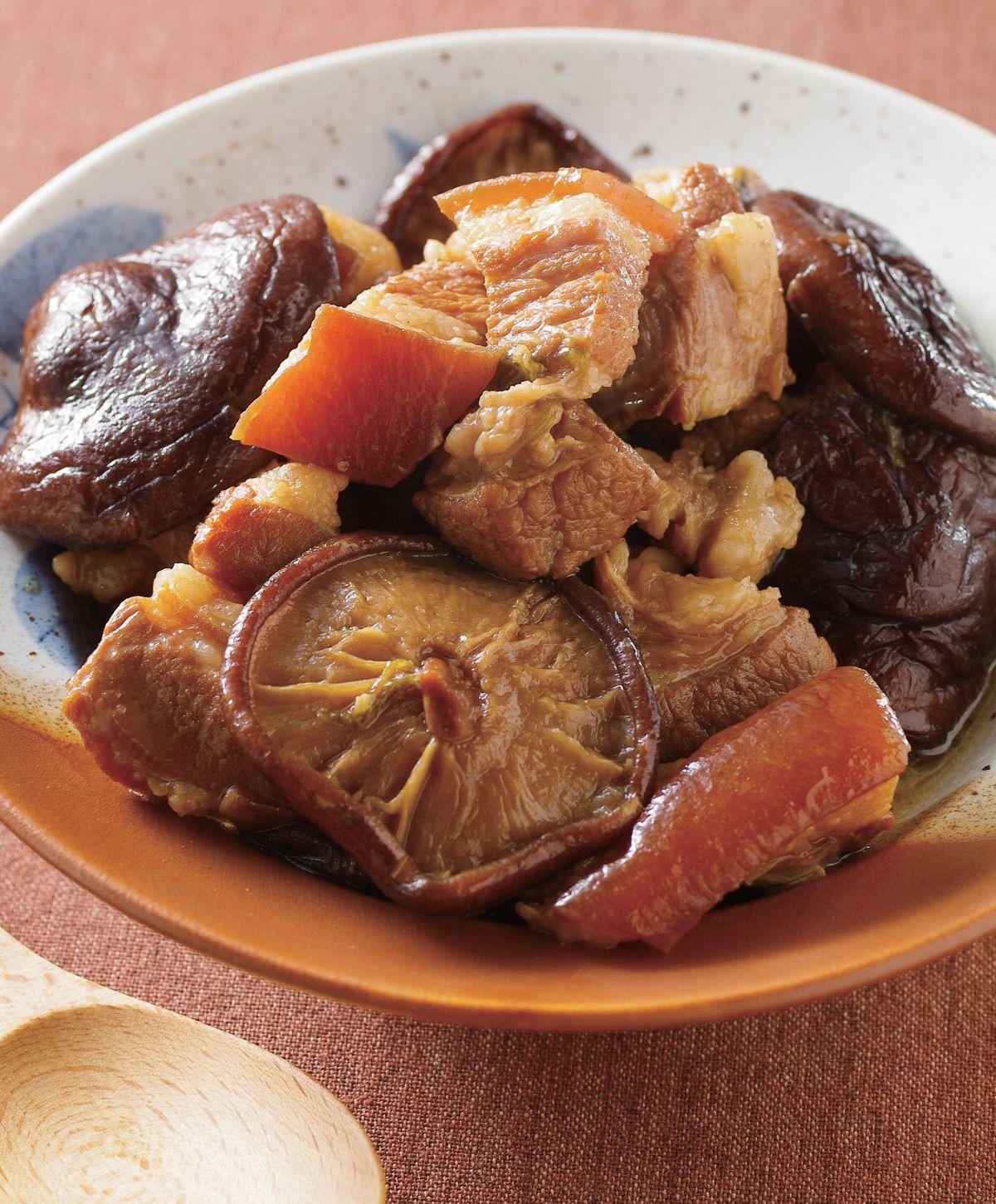 食譜:香菇燒肉(1)