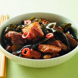 海帶燒肉(1)