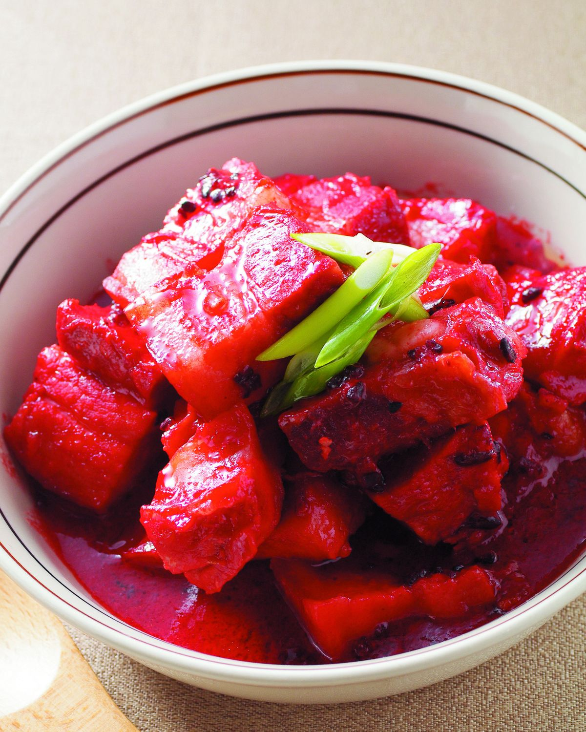食譜:紅麴燒肉