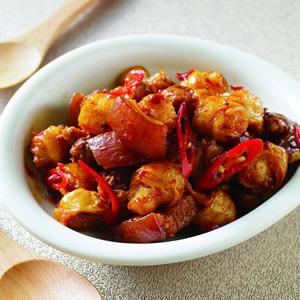 麵筋醬燒肉