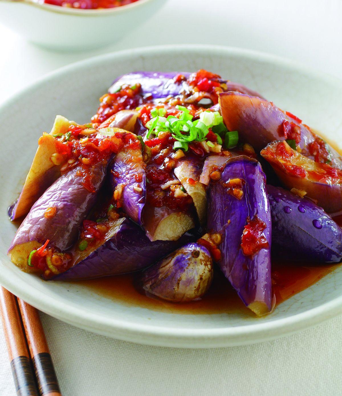 食譜:魚香茄子(14)