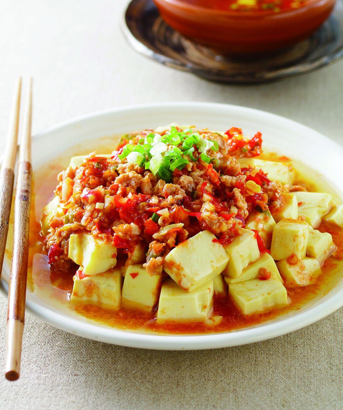 食譜:魚香蛋豆腐