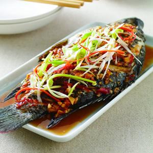 乾燒吳郭魚