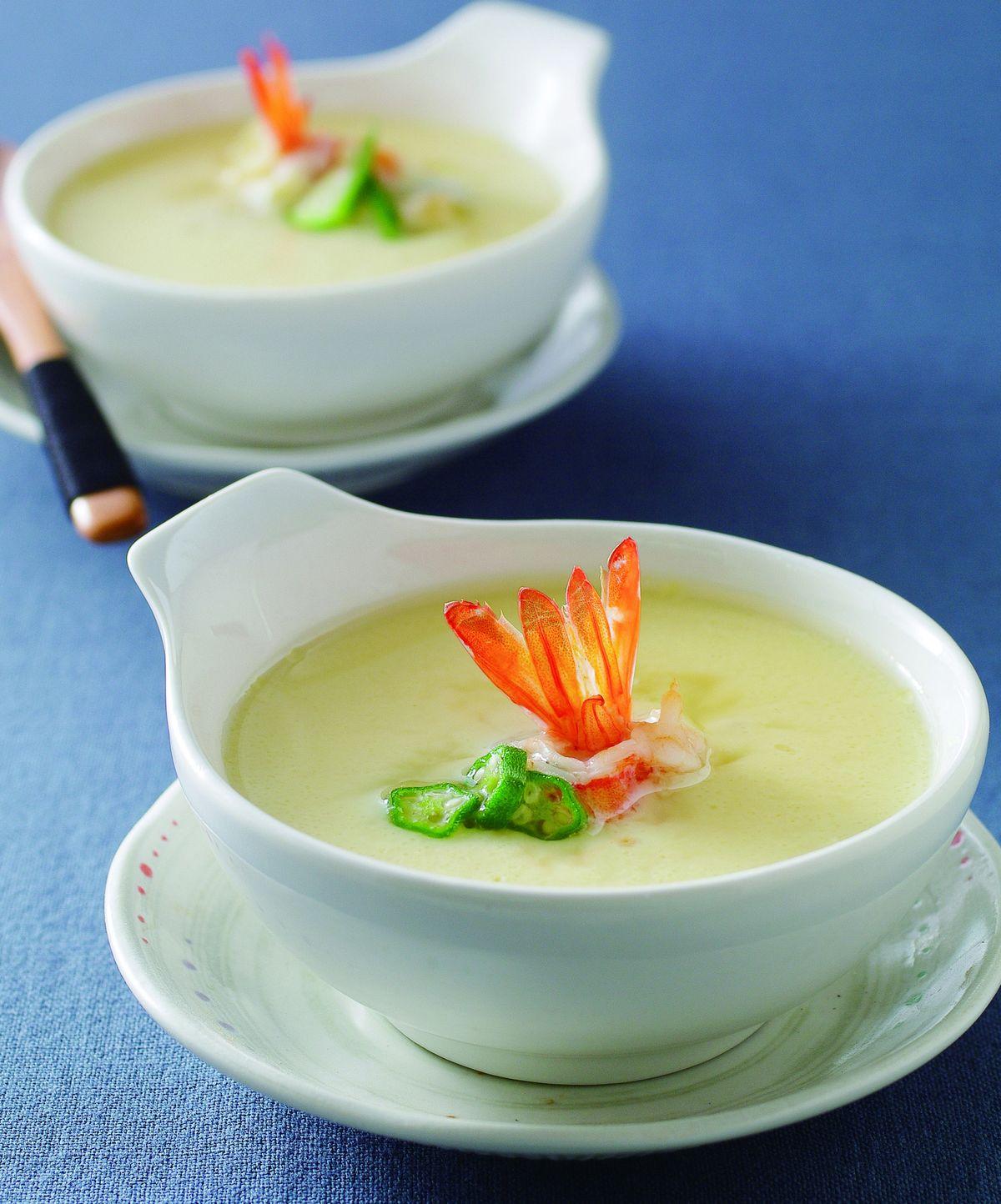 食譜:茶碗蒸(4)