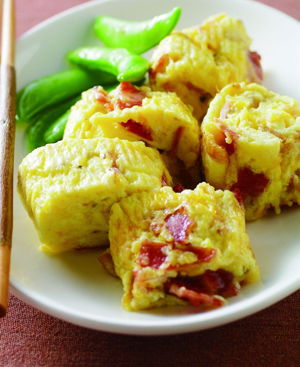 食譜:乳酪蛋卷