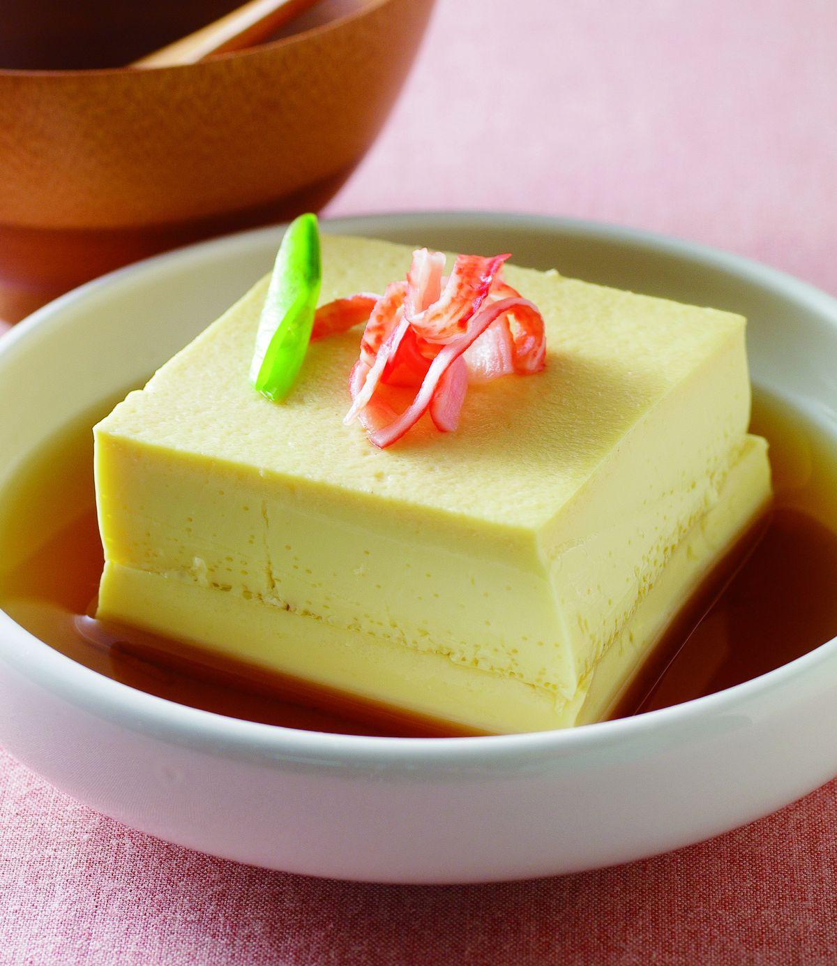 食譜:雞蛋豆腐