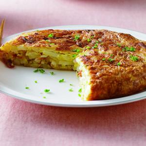 馬鈴薯烘蛋(2)