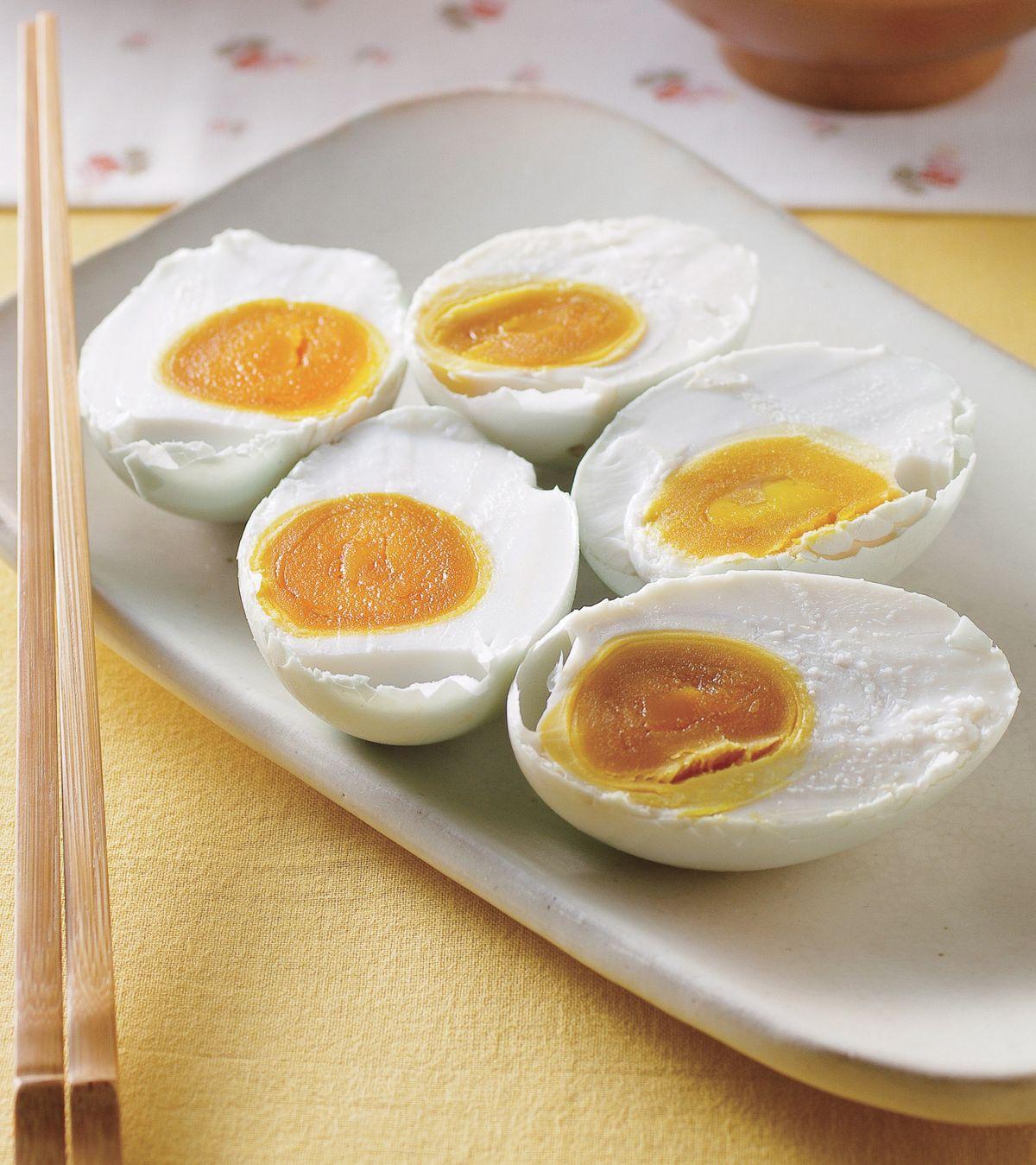 食譜:水煮鹹鴨蛋