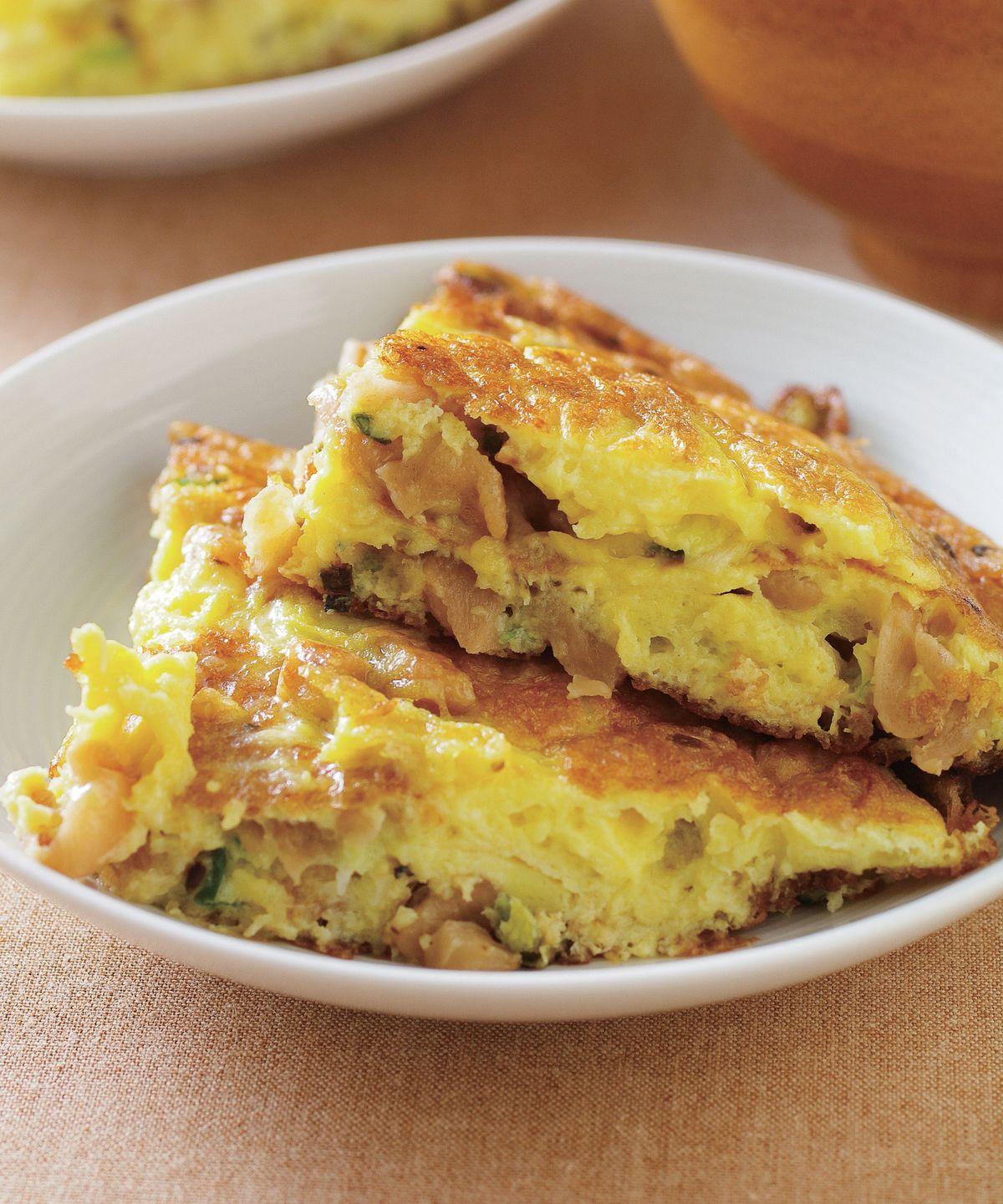 食譜:菜脯蛋(6)