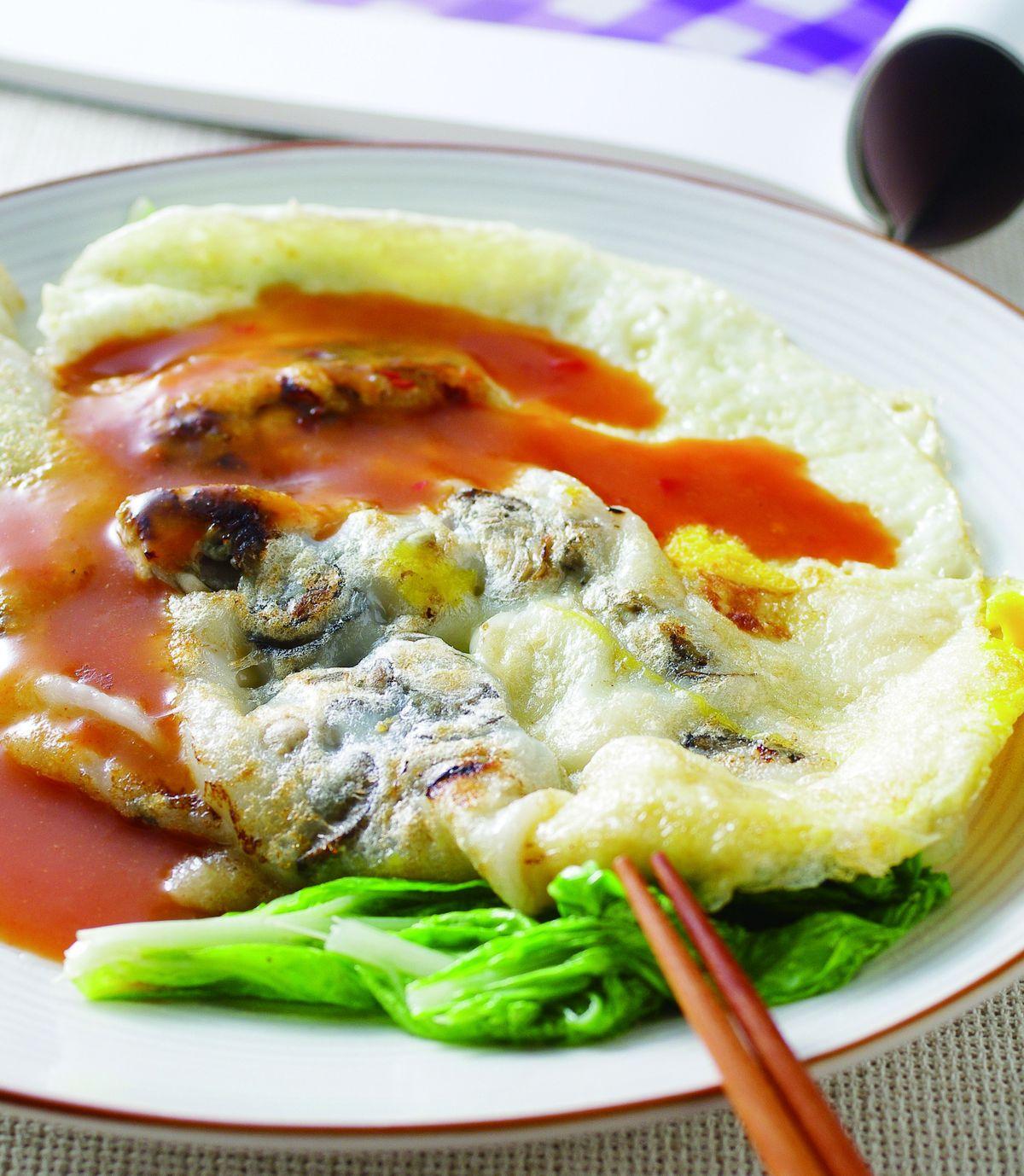 食譜:蚵仔煎(7)