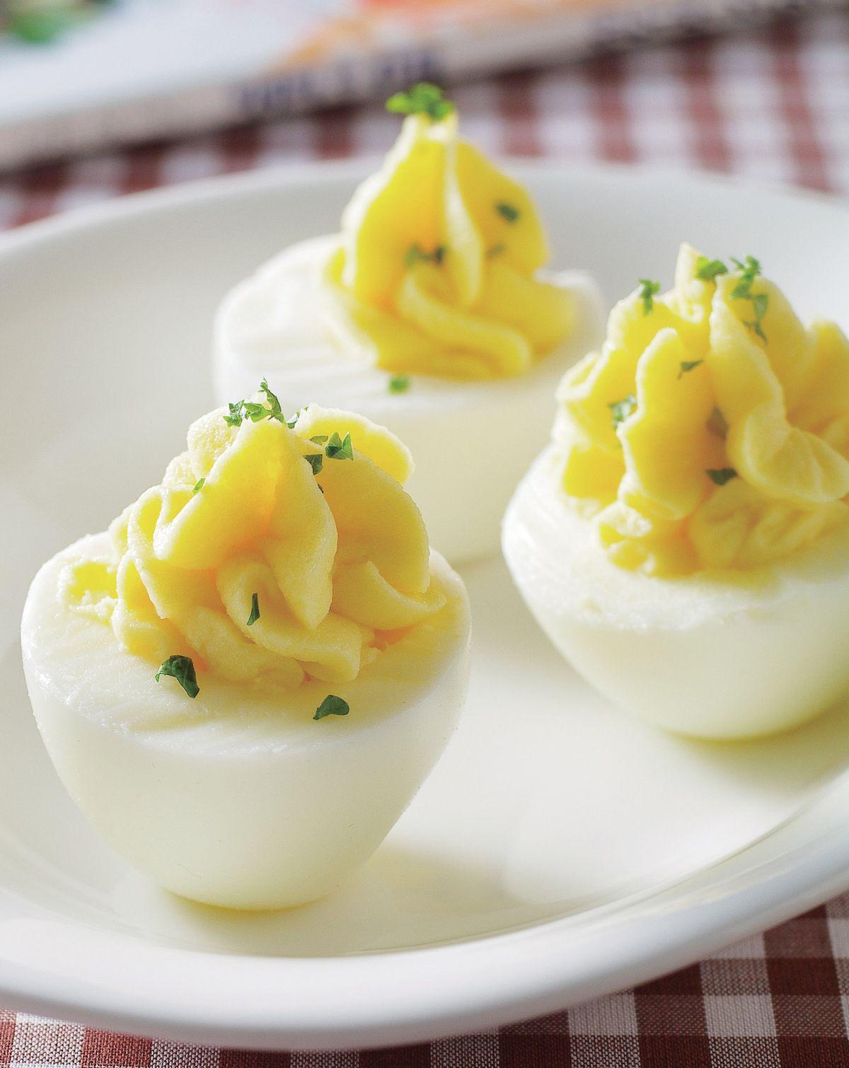 食譜:水煮蛋沙拉