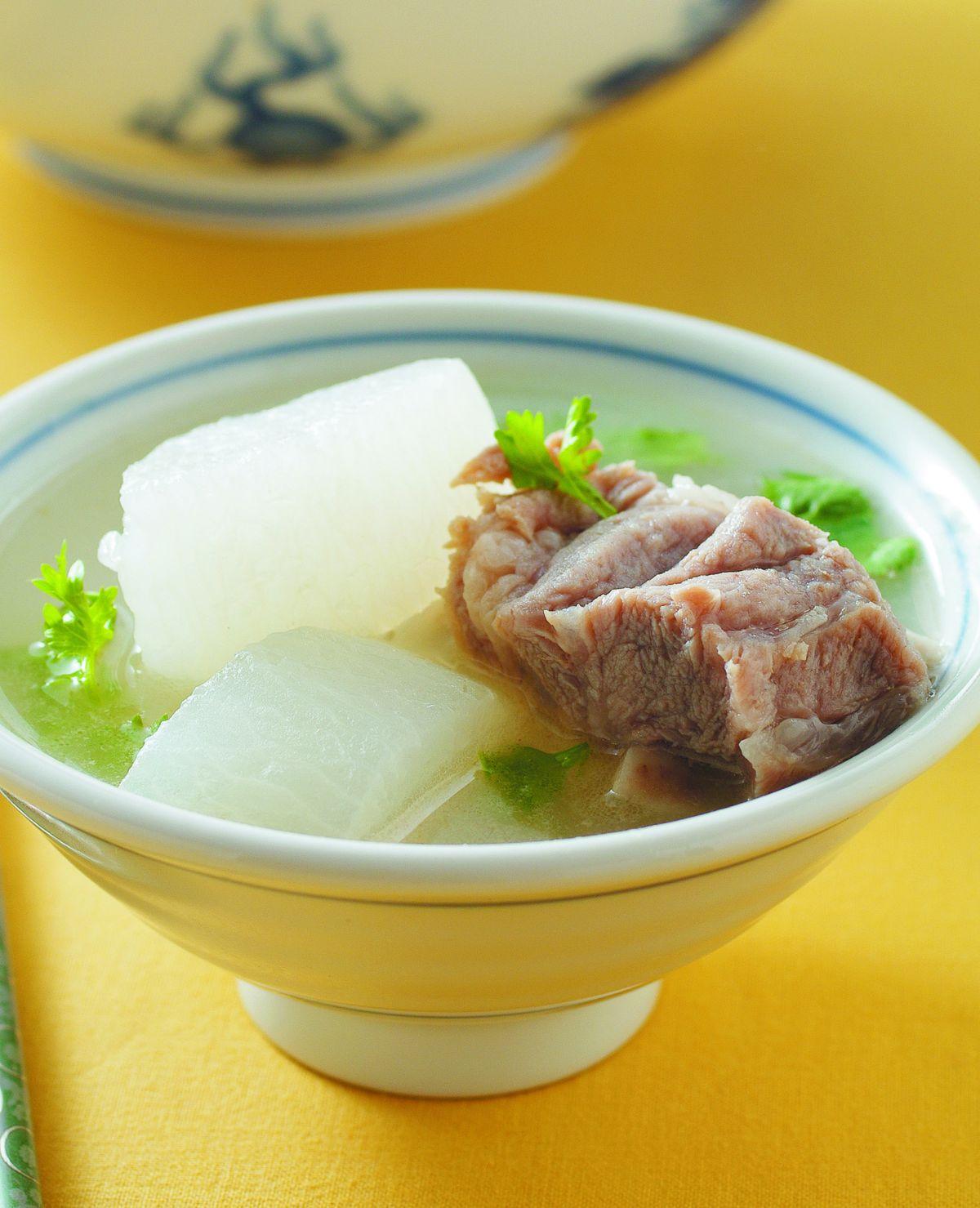 食譜:排骨酥湯(1)