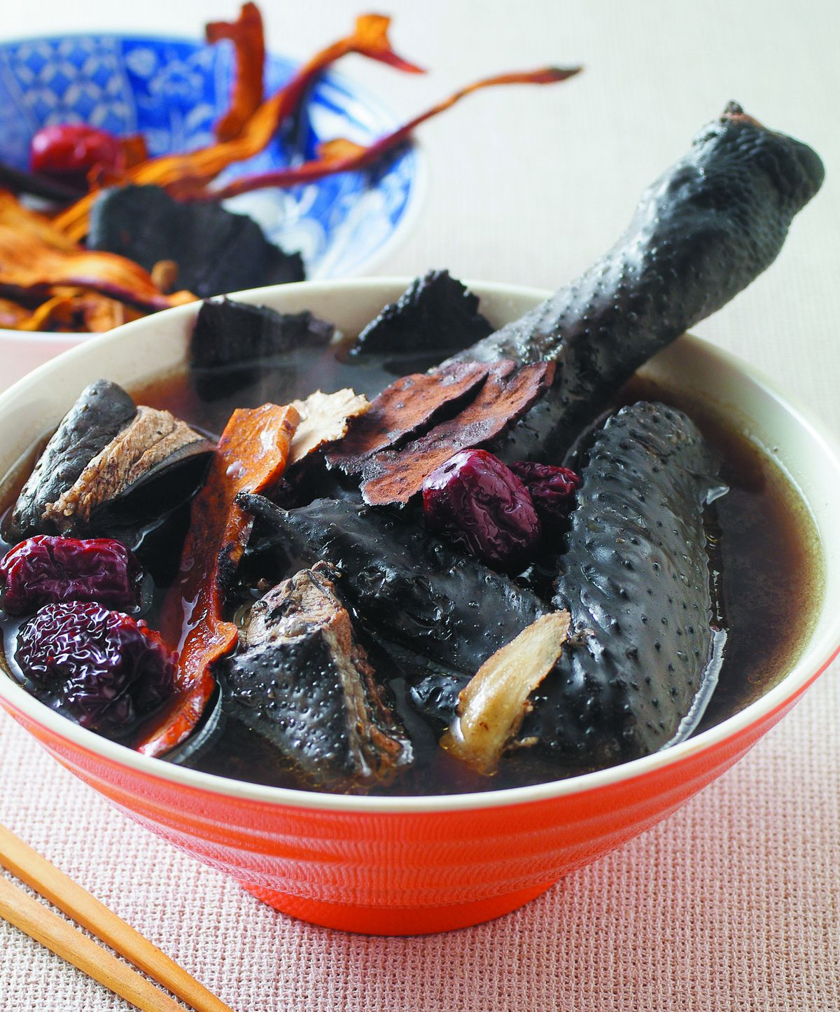 食譜:何首烏雞湯(2)