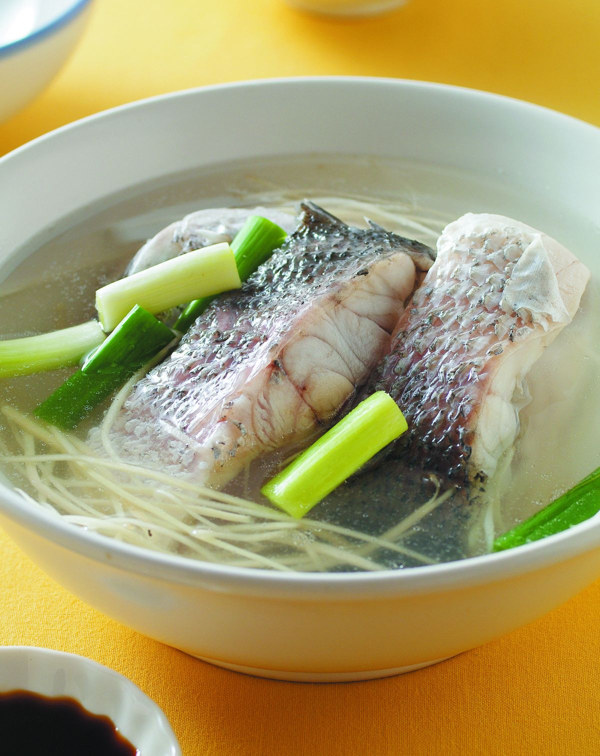 食譜:鮮魚湯