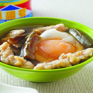 蛋包瓜仔肉湯