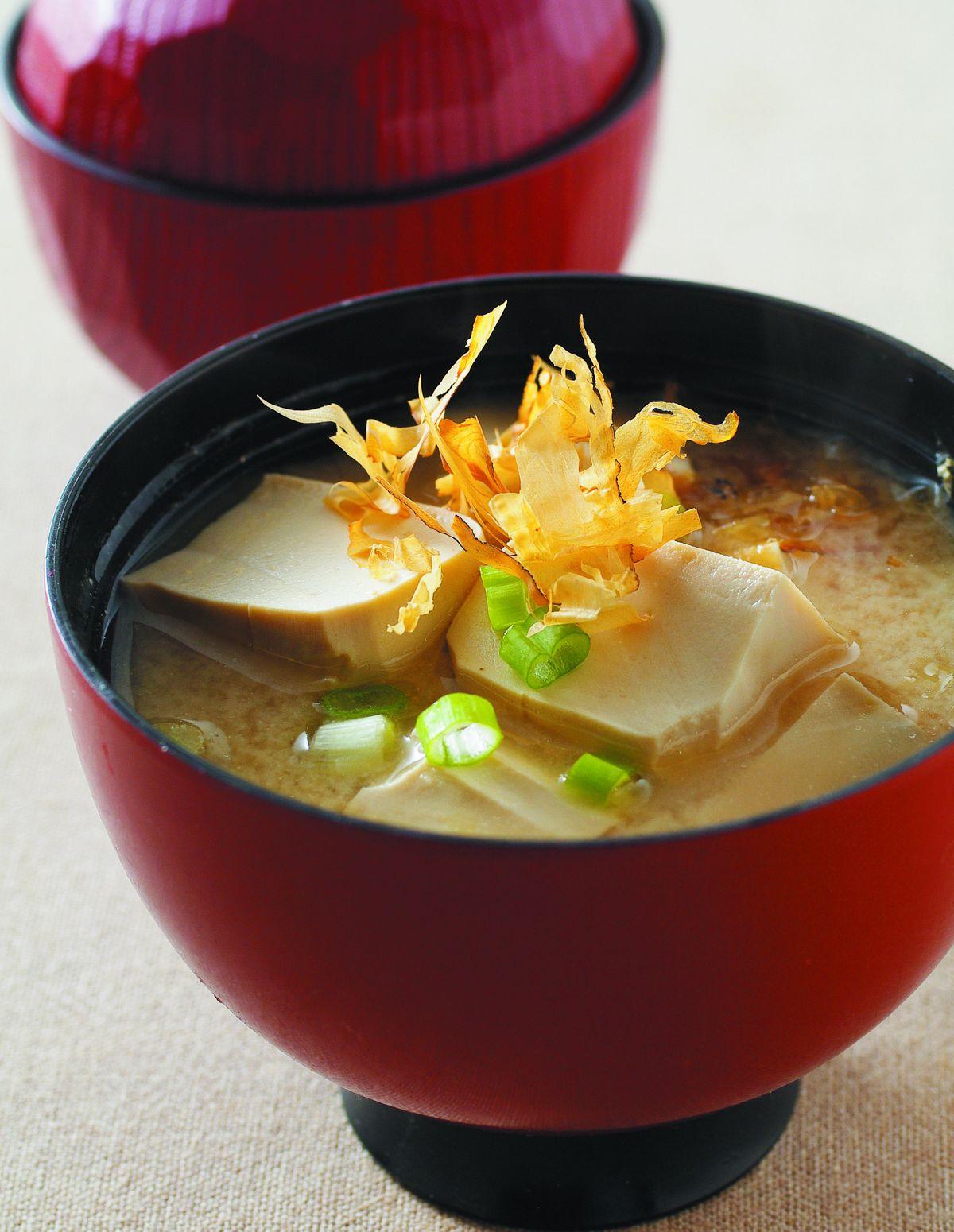 食譜:味噌湯(4)
