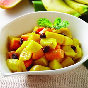 水果咖哩(1)