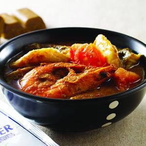 蕃茄咖哩海鮮