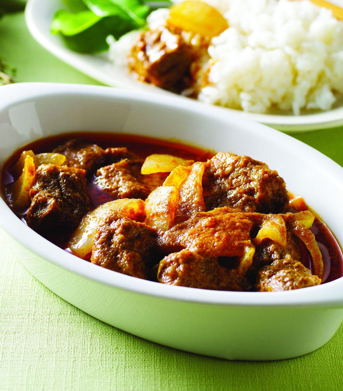 食譜:越南咖哩牛肉