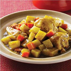 台式咖哩雞