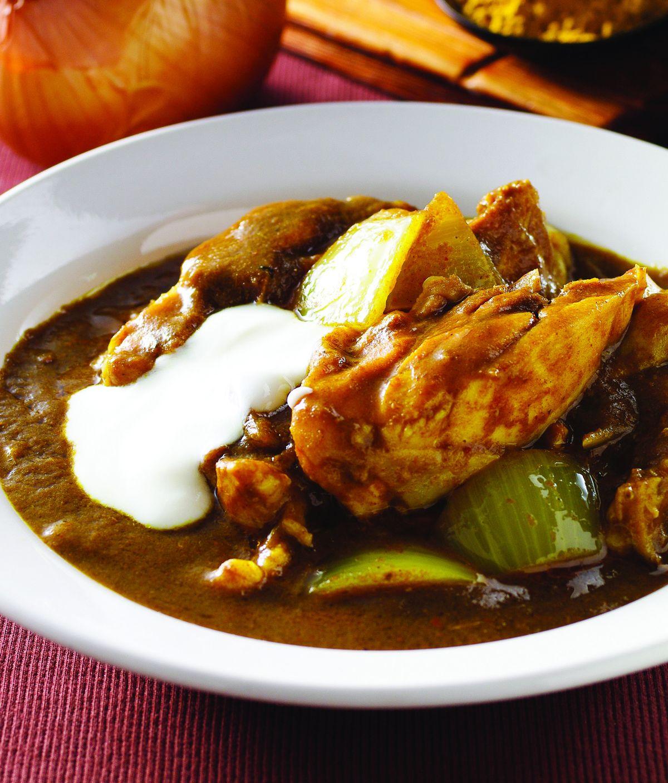食譜:優格咖哩雞