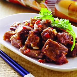 豆豉蒸排骨(2)
