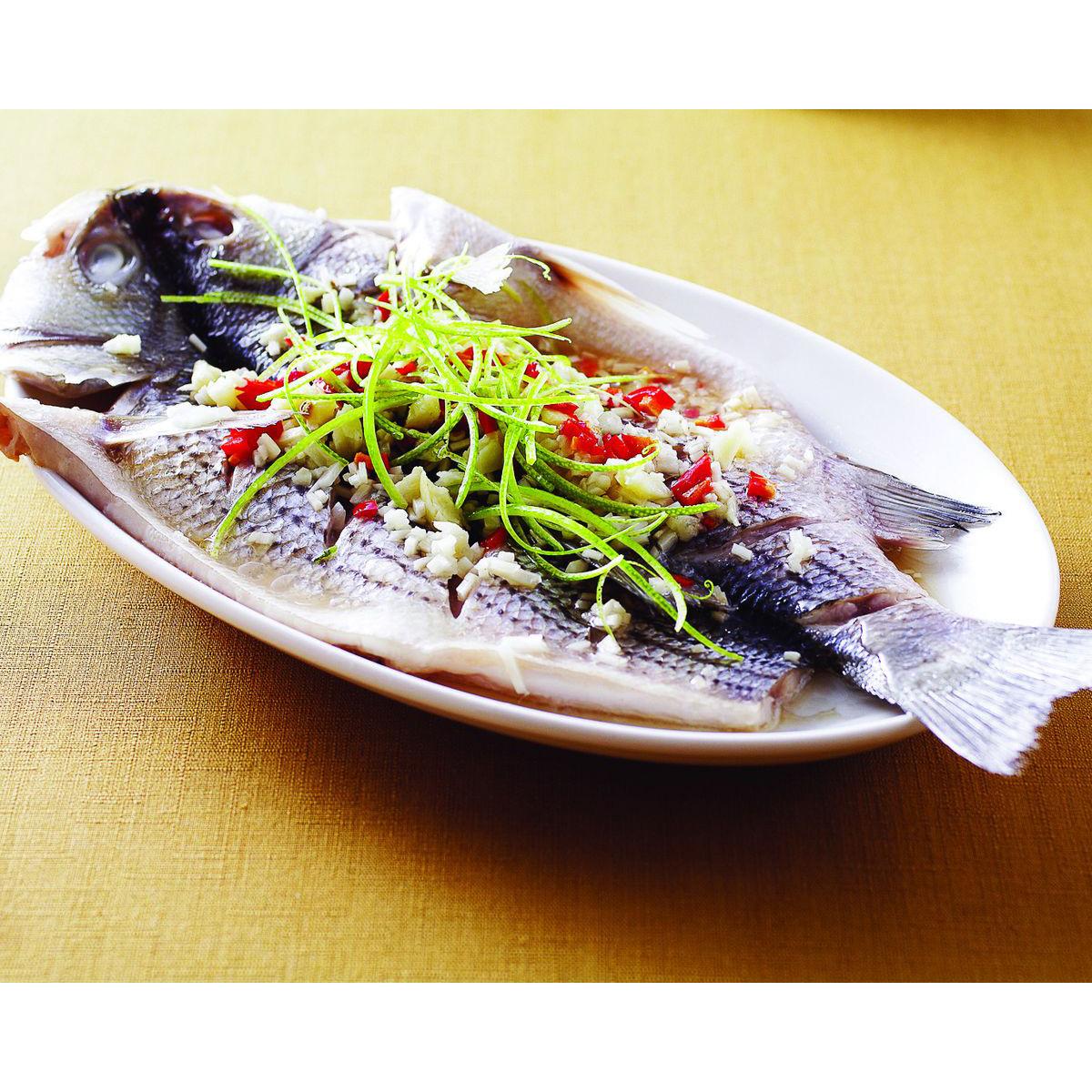 食譜:清蒸檸檬魚(1)
