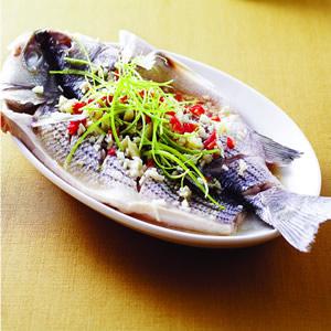 清蒸檸檬魚(1)