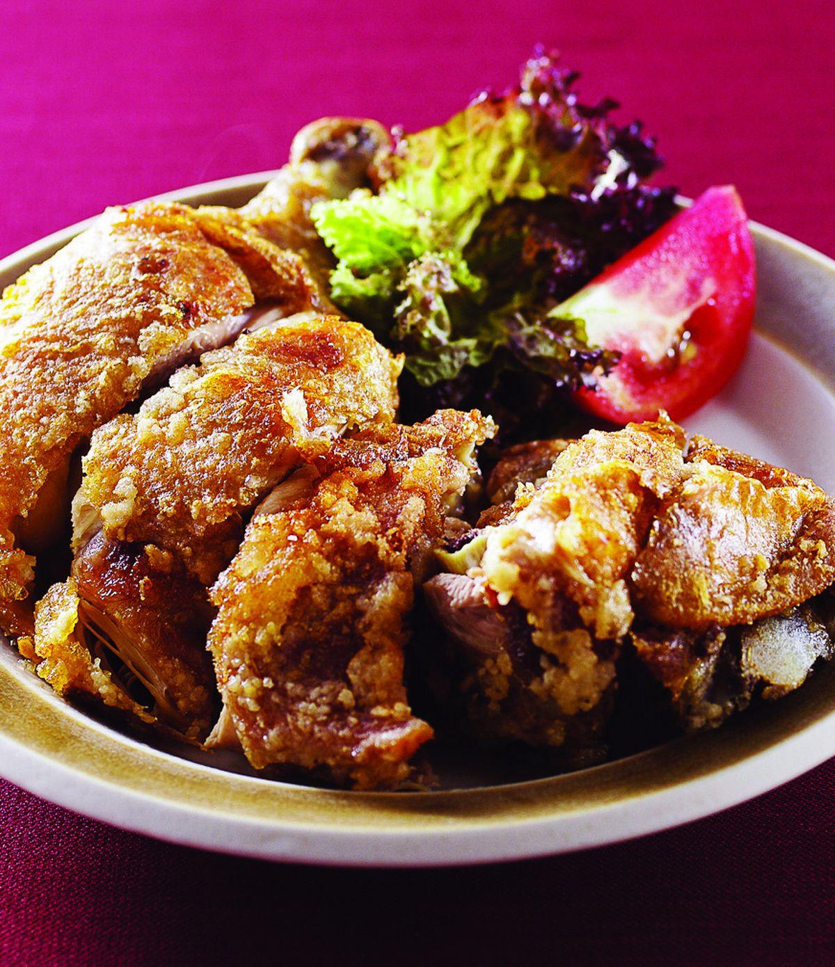 食譜:炸雞腿(2)