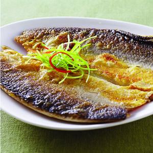 乾煎虱目魚(1)