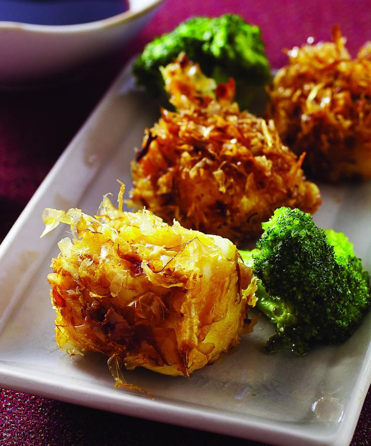 食譜:日式炸豆腐(1)