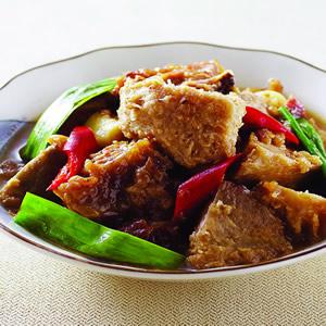 芋頭燒雞(5)